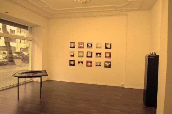 Ausstellungsraum Errant Sound